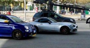 Abarth 124 Spider GT