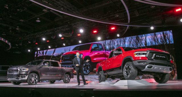 Fiat Chrysler presenta Ram 1500