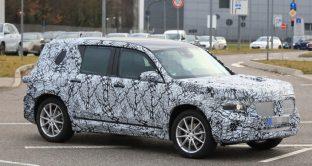 Nuova Mercedes GLB