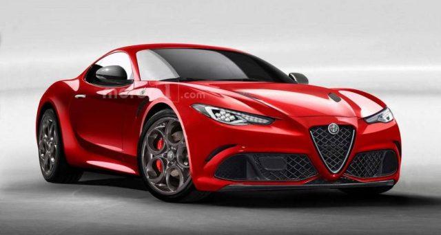 Nuova Alfa Romeo 6C