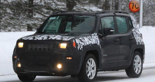Nuova Jeep Renegade