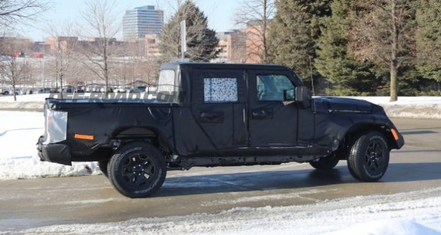 Nuovo Jeep Scrambler