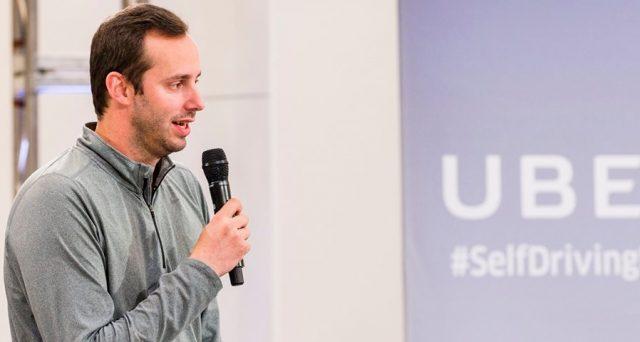 L'ex ingegnere Uber Anthony Levandowski dopo essere stato accusato di aver rubato segreti a Google e stato denunciato per aver spiato Tesla.