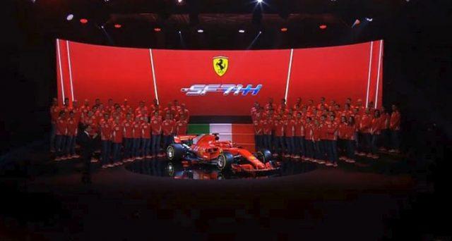 Ferrari: oggi 22 febbraio 2018 la scuderia del cavallino rampante ha finalmente svelato la nuova monoposto che correrà nel mondiale di Formula 1.