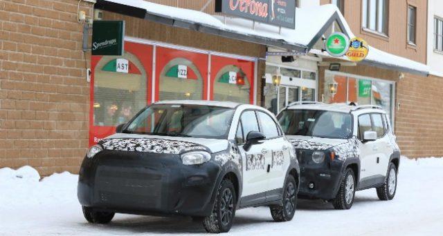 Nuova Fiat 500X restyling