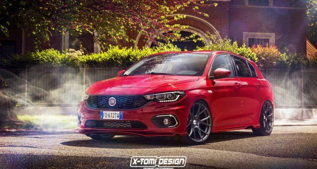 Nuova Fiat Tipo Sport