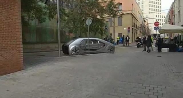 Renault Futuristic Concept