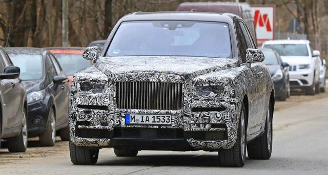 Rolls-Royce Cullinan: sarà questo il nome del nuovo suv della casa inglese, lo ha confermato il numero uno della società.