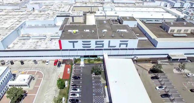 Teslaha annunciato una serie di nuove misure per trasformare il suo stabilimento di Freemont