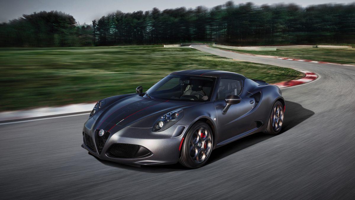 Alfa Romeo 4c Competizione Debutto Imminente Motori E Auto Investireoggi It