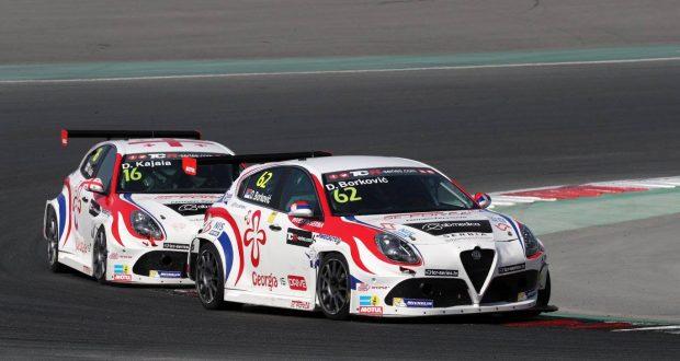 Alfa Romeo Giulietta WTCR