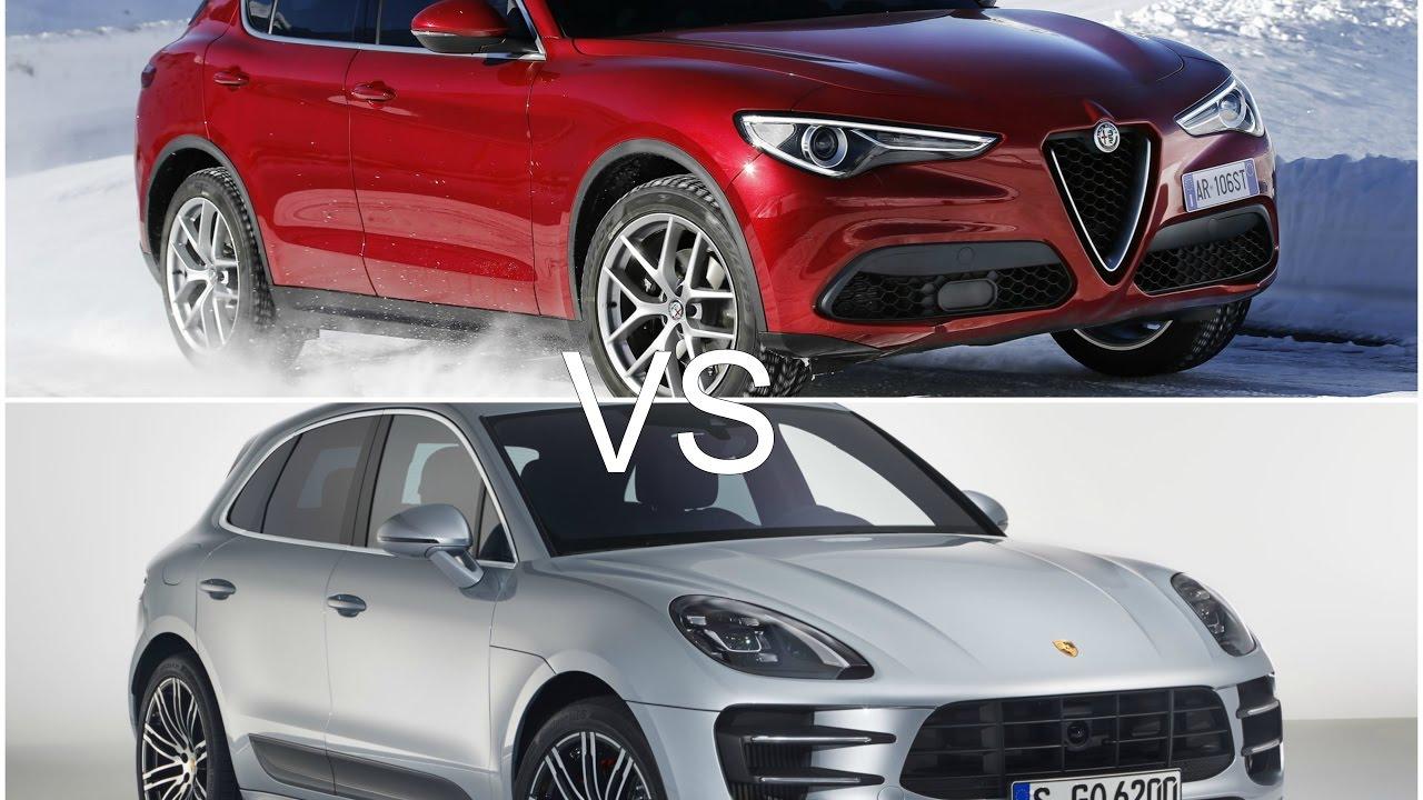 Alfa Romeo Stelvio Quadrifoglio vince la sfida con Porsche Macan Turbo: ecco il video - Motori e Auto - Investireoggi.it