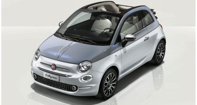 Fiat 500 Collezione: la vettura dopo il debutto al Salone dell'auto di Ginevra si prepara ad esordire in Italia con il primo porte aperte nelle concessionarie Fiat il 14 e 15 aprile.