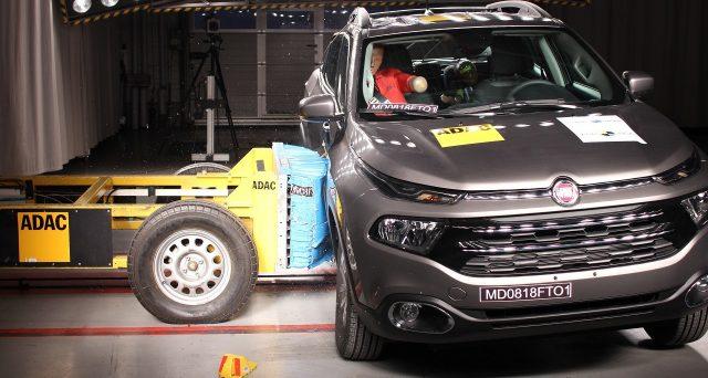 Fiat Toro: il celebre pick up del gruppo FCA riceve 4 stelle dal Latin NCAP dopo essere stata sottoposta ai crash test