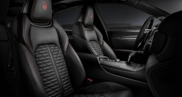 Nuova Maserati Levante Trofeo V8
