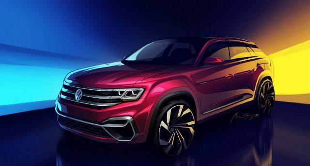 Nuova Volkswagen Atlas