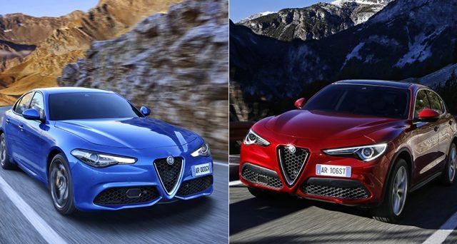 Alfa Romeo Giulia e Stelvio: richiamo in USA per alcuni modelli a causa di un problema di surriscaldamento.