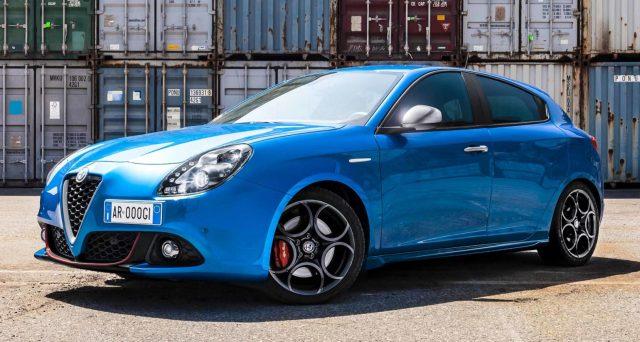 Alfa Romeo Giulietta Tech Edition 2018