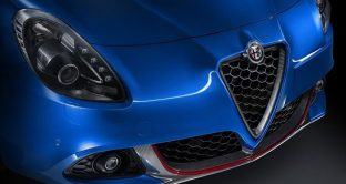 Alfa Romeo Giulietta Tech Edition