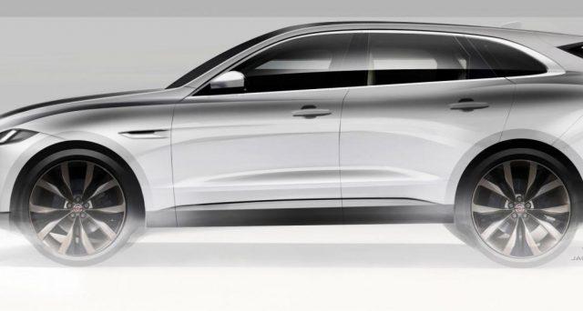 Jaguar J-Pace: il maxi Suv della casa britannica dovrebbe arrivare sul mercato nel 2021 per sfidare Porsche Cayenne.