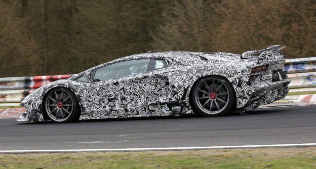 Lamborghini Aventador SV Jota