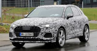 Nuova Audi SQ3