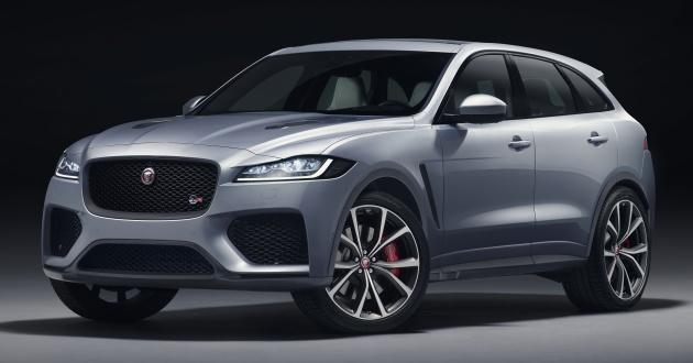 Nuova Jaguar J-Pace