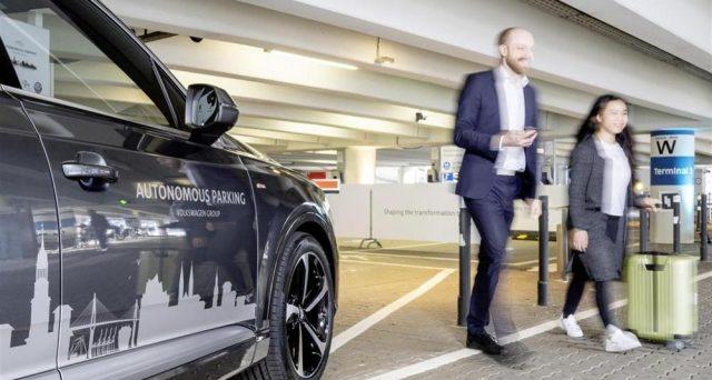 Volkswagen, Audi e Porsche puntano forte per il futuro sul nuovo sistema di parcheggio autonomo, il sistema disponibile dopo il 2020.