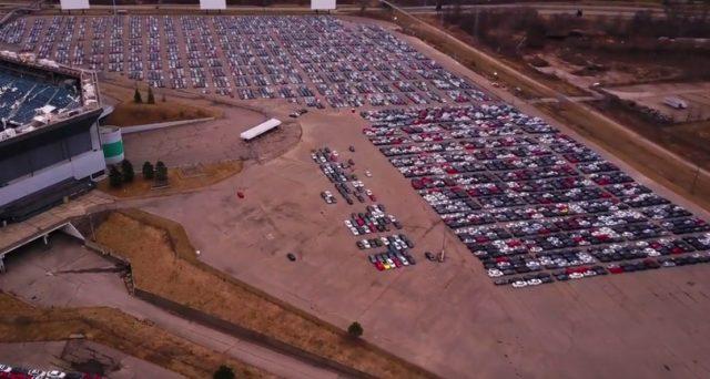 Volkswagen cimitero