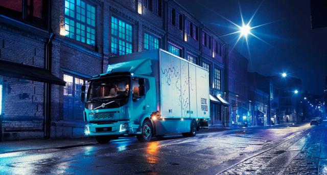 Entro la fine del 2019 Volvo Trucks lancerà il suo servizio di camion a guida autonoma in Norvegia