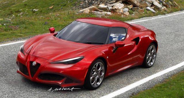 Nuova Alfa Romeo 4C: ecco l'ipotesi stilistica del designer italiano Alessandro Masera che ha provato ad immaginare la nuova generazione del celebre veicolo.