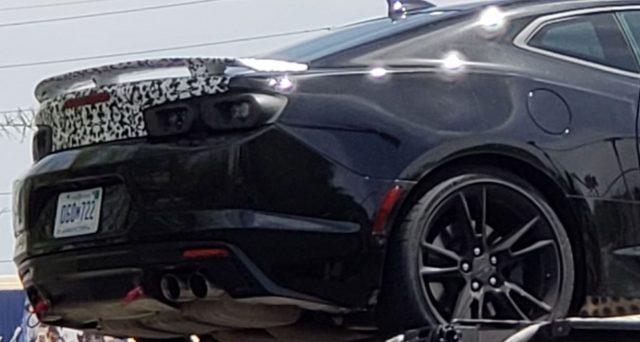 Nuova Chevrolet Camaro ZL1