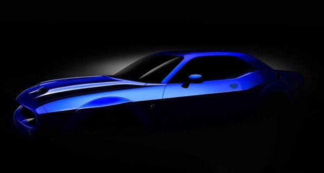 Dodge Challenger SRT Hellcat: No Rest for the WickedDodge