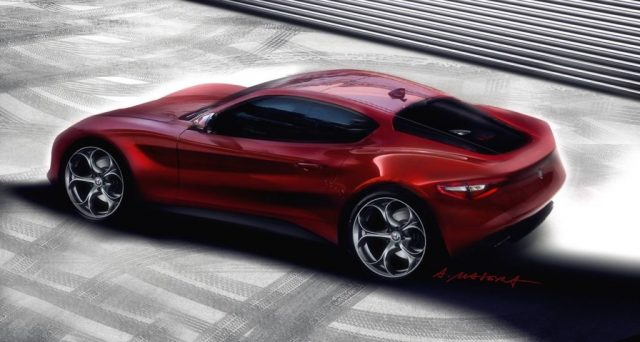 Nuova Alfa Romeo 4C