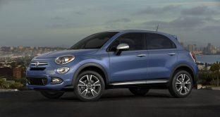 Nuova Fiat 500X Blue Sky Edition