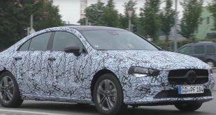 Nuova Mercedes CLA 2018