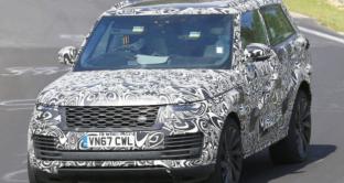 Nuova Range Rover SV Coupè