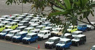 Nuova Suzuki Jimny