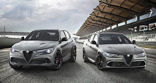 Alfa Romeo Giulia e Stelvio NRING