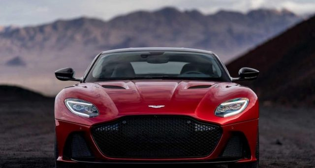 Aston Martin DBS Superlegga 2018