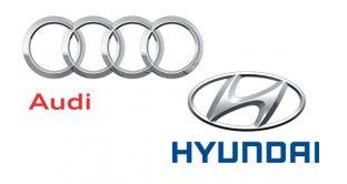 Audi e Hyundai