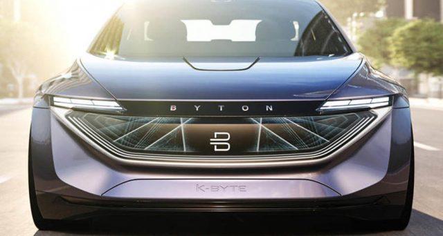 Byton K-Byte: la casa automobilistica cinese ha rivelato una seconda concept elettrica nelle scorse ore, ecco le immagini.