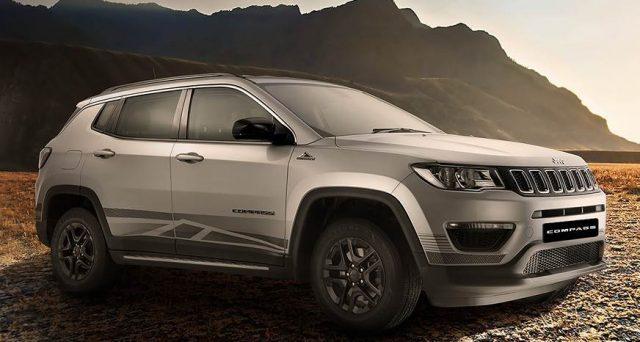 Jeep Compass Bedrock è il nome della nuova versione del celebre suv lanciato in India per festeggiare il traguardo delle 25 mila immatricolazioni