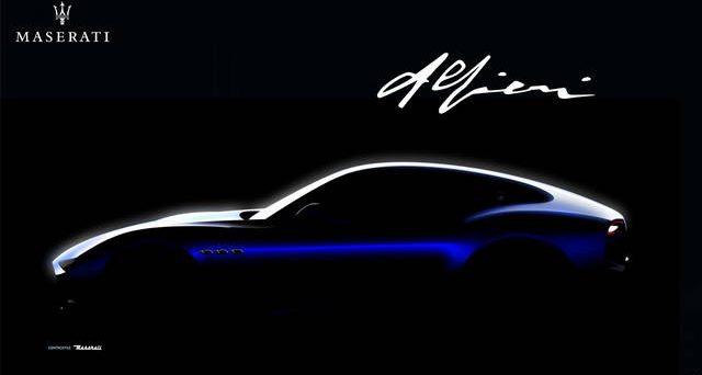 Maserati Alfieri verrà lanciata nei prossimi anni in versione totalmente elettrica per sfidare ad armi pari Tesla.