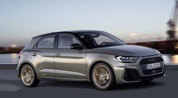 Nuova Audi A1