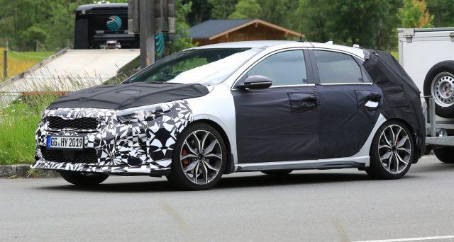 Nuova Kia Ceed GT