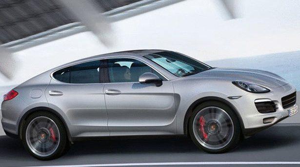 Sempre più vicino il debutto della versione coupe di Porsche Cayenne avvistata quasi senza veli
