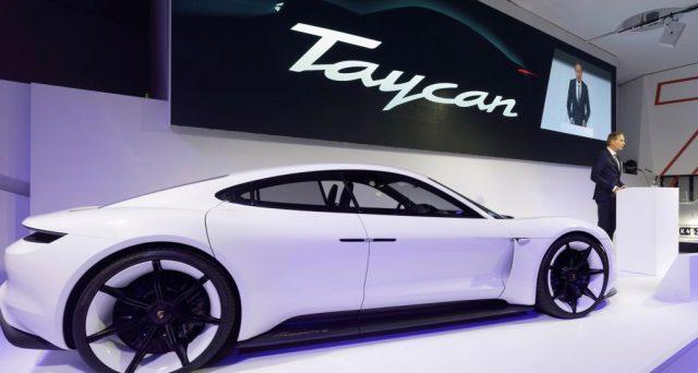 Porsche Taycan: è questo il nome scelto per la prima auto completamente elettrica della casa automobilistica tedesca.