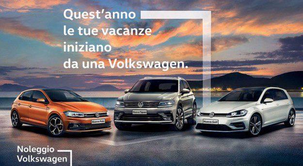 Volkswagen punta con decisione sul noleggio a lungo termine, ecco le iniziative previste in favore dei privati.