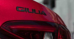 Alfa Romeo Giulia Nero Edizione